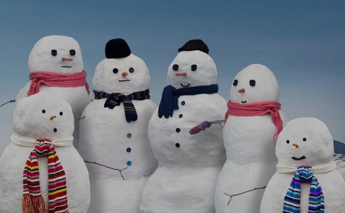 Save Our Snowmen